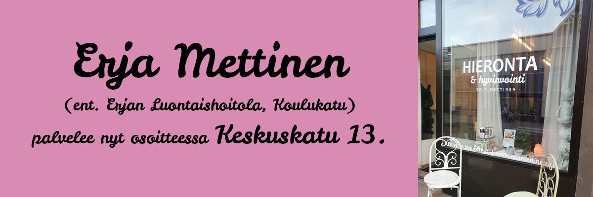 Mettinen